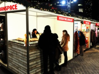 URBAN SPACE STALL