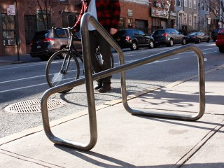 BEND BIKE RACK